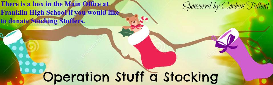 stuff a stocking